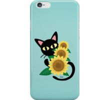 Whim with Sunflower iPhone Case/Skin