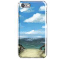 The Beach iPhone Case/Skin