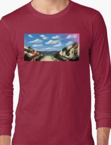 The Beach Long Sleeve T-Shirt