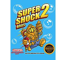 Super Shock Bros 2 Photographic Print