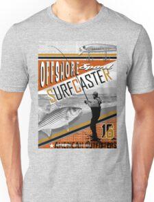 surf caster Unisex T-Shirt
