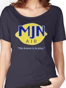 Flying the Friendly Skies Women's Relaxed Fit T-Shirt