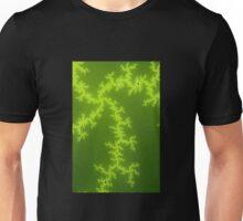 Green Fractal Unisex T-Shirt