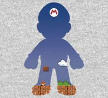 Mario Poster Kids Clothes