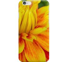 Flame Thrower Dahlia iPhone Case/Skin