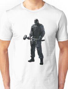 Sledge Rainbow 6 full Unisex T-Shirt