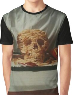 Skull Fries Aesthetic  Graphic T-Shirt