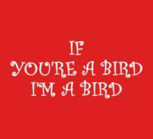 The Notebook - If You're A Bird, I'm A Bird Kids Clothes