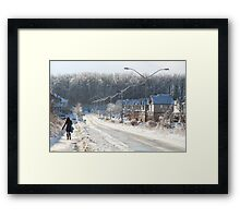 After the Ice Storm 2 Framed Print