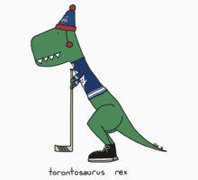 Torontosaurus Rex One Piece - Short Sleeve