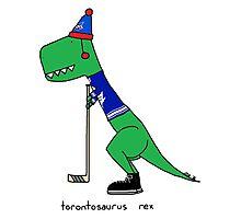 Torontosaurus Rex Photographic Print