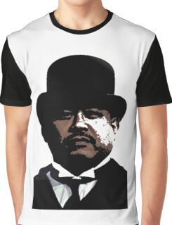 007 - James Bond OddJob Graphic T-Shirt
