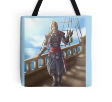 Captain Kenway Tote Bag
