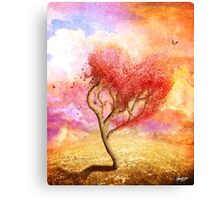 Like Dust in the Wind Canvas Print