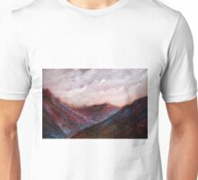 Lanzarote Abstract Unisex T-Shirt