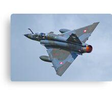 Mirage 2000N Nuclear Strike Aircraft Canvas Print
