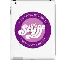 The Stuff iPad Case/Skin