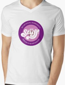 The Stuff Mens V-Neck T-Shirt