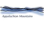 Appalachian Mountain Range by Rjcham