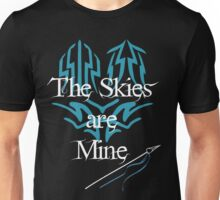 The Skies are Mine Stormblessed Kaladin Unisex T-Shirt
