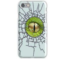 SNAKE ALLERT iPhone Case/Skin
