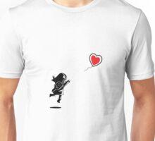 Zelda Toon Link Banksy Unisex T-Shirt
