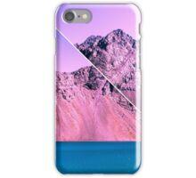 Landscape Glitch iPhone Case/Skin
