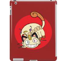 Meowthbus iPad Case/Skin