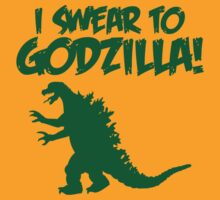 I Swear to Godzilla! T-Shirt