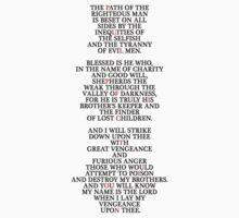 Pulp Fiction - Ezekiel 25:17 by scatman