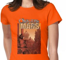 Cavaliers of Mars Art: City of Vance Womens Fitted T-Shirt