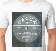Bill Haley & His Comets - Rock Around The Clock - 78 RPM Unisex T-Shirt