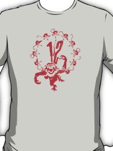 Monkey x 12 T-Shirt