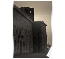 Fort Taber IV Toned Poster