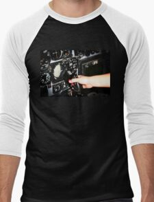 Control Men's Baseball ¾ T-Shirt