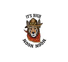 High Noon Noon Photographic Print