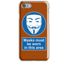 Health And Safety In An Alternate Future Totalitarian State iPhone Case/Skin