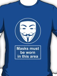Health And Safety In An Alternate Future Totalitarian State T-Shirt