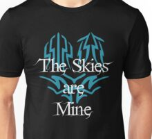 The Skies Are Mine Kaladin Sanderson Unisex T-Shirt