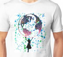 Earth Girl Unisex T-Shirt