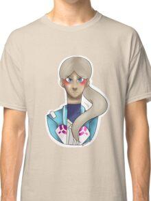 Blanche Pokemon Go  Classic T-Shirt