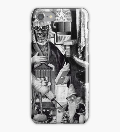 A Secondary upload Towards Science Fiction. iPhone Case/Skin