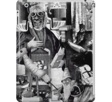 A Secondary upload Towards Science Fiction. iPad Case/Skin
