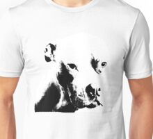 I love my pitbull Unisex T-Shirt