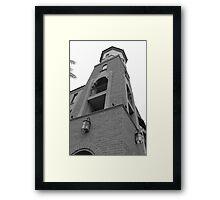 The loft tower Framed Print