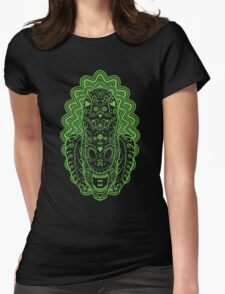 Alien of the dead Womens Fitted T-Shirt