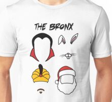 The Bronx - Characters (Usual Suspects) Unisex T-Shirt