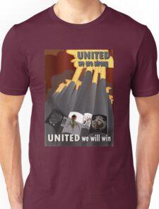 EVE Online WWII Propaganda  Unisex T-Shirt