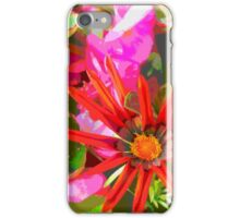 Flowers at St Ia's, St Ives 2 iPhone Case/Skin