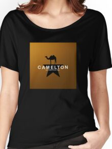 Camelton Women's Relaxed Fit T-Shirt